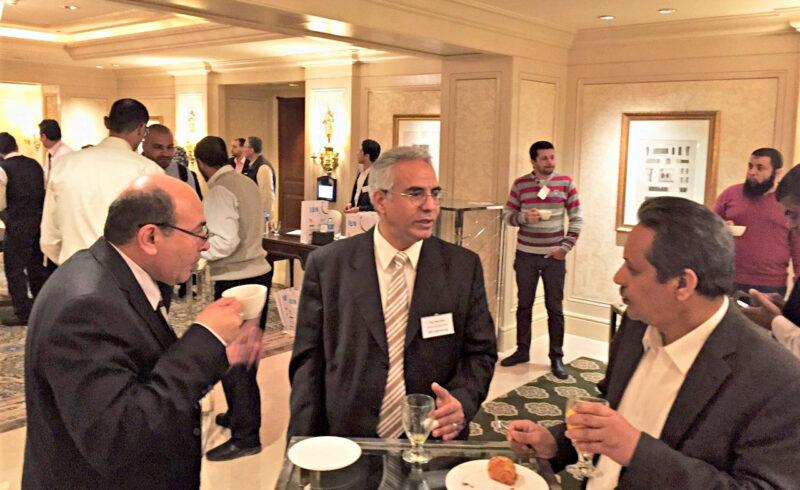 Business fair four Seasons in Cairo