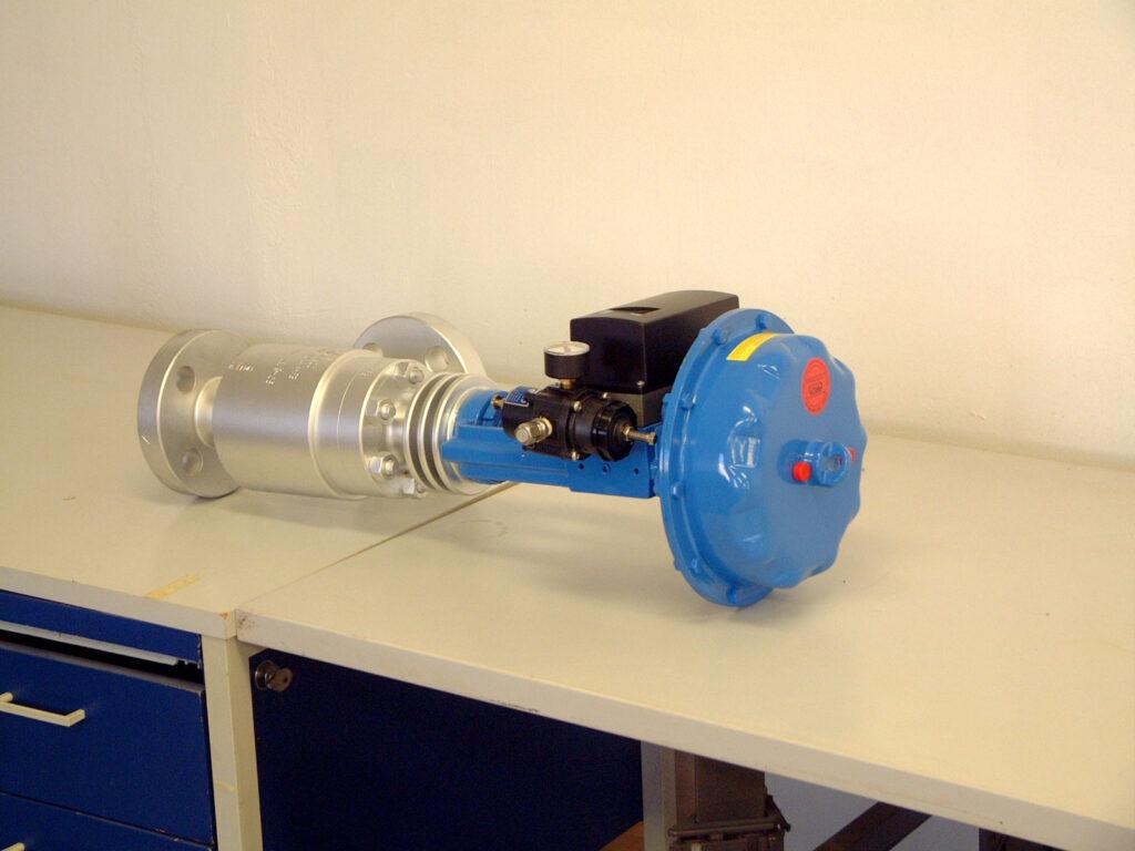 Schroeder valve